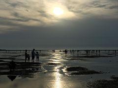 今年も来ました海の日連休台湾 ②今年のバスツアーはアジアのウユニ塩湖?高美湿地へ