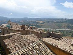 夏の優雅な南イタリア周遊旅行♪ Vol157(第9日) ☆Guardia Perticara:美しき村「グアルディア・ペルティカーラ」花と絶景を眺めて♪