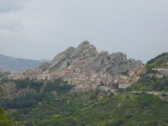 夏の優雅な南イタリア周遊旅行♪ Vol158(第9日) ☆Guardia Perticara→Pietrapertosa:高原の素晴らしい風景の中を走る♪