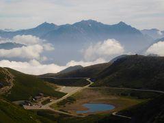 乗鞍岳ハイキング(登山)