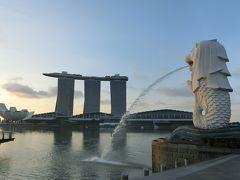 旅行大好き!10歳と6歳の子連れ旅行☆シンガポール1日目