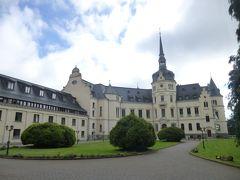 ドイツの春・北方二州を巡る:9リューゲン島の中心にある古城ホテル ラルスヴィーク城