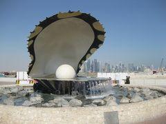 2012年1月、古代クシュ王国のピラミッドを見にスーダンへ①(思いがけずドーハで街めぐり)