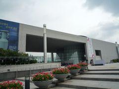 梅雨明け前のソウルは蒸し暑かった~博物館とカフェめぐり~