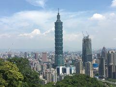 今年も来ました海の日連休台湾 ③最終日はYouBikeで象山へ。あまりの暑さで熱中症寸前となるも無事帰国