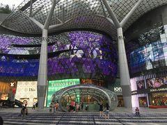シンガポール旅行の休日