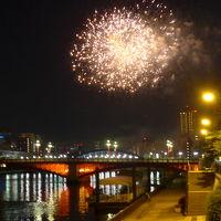 平成28年 第39回・隅田川花火大会に行って来ました。今年の花火は20,155発!!