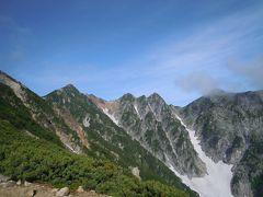 花の唐松岳に登ってきました!