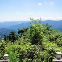 御嶽神社と日の出山登山の旅