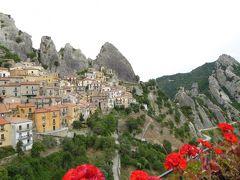 夏の優雅な南イタリア周遊旅行♪ Vol165(第9日) ☆Castelmezzano:美しき村「カステルメッツァーノ」 旧市街をさまよい歩く♪