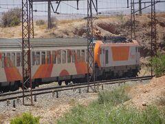 ちょこっとモロッコ。5 (快適なモロッコ鉄道でマラケシュへ)