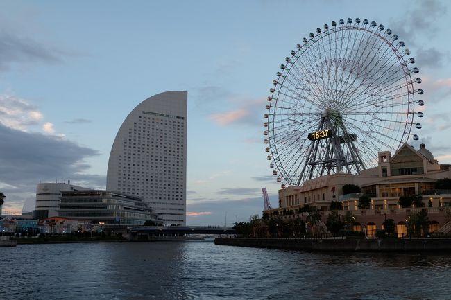 幼児連れでグランドインターコンチネンタル横浜のクラブフロアにお泊まりしました。<br />お昼に横浜中華街でごはんを食べたあと、<br />家族三人で久々のホテルステイを楽しみました。<br />今回予約したプランには、ホテル専用のクルーズチケットと、<br />ホテル施設利用券5000円分が付いていて、いたれりつくせりなプランでした。<br />特にお天気にも恵まれ、18:30〜のナイトクルージングは<br />夜景やサンセットが綺麗で、良い思い出になりました。<br /><br />宿泊客室 詳細<br />クラブルーム ダブル ベイビュー禁煙 大人2名38000円<br />一休ポイント利用で33000円