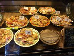 初めてのフィレンツェ〜�7/19〜7/20地元カフェで朝食して帰国の途へ☆アリタリア航空プレミアムエコノミー
