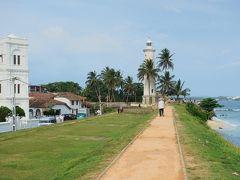 遺跡に聖地、果てはインド洋へと。スリランカまったり一人旅⑦(旧市街と要塞歩きのゴール前編)