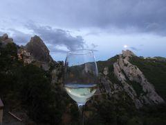 夏の優雅な南イタリア周遊旅行♪ Vol172(第9日) ☆Castelmezzano:美しき村「カステルメッツァーノ」 素晴らしい夜景を眺めながら優雅なディナー♪