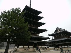 奈良「法隆寺」