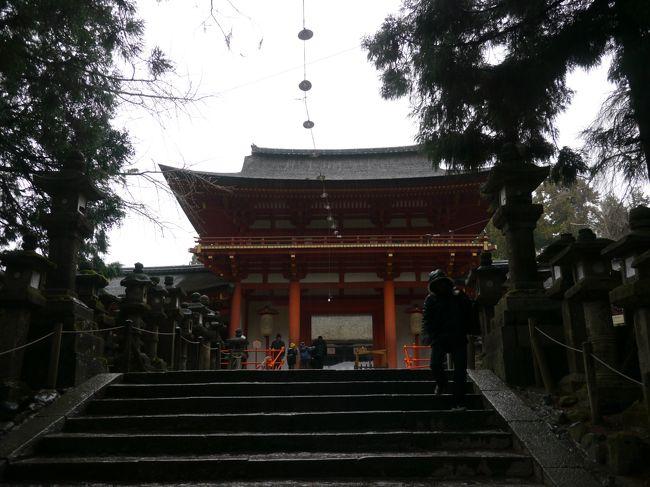 春日大社は、奈良公園内にある神社です。<br />ユネスコの世界遺産「古都奈良の文化財」として登録されています。<br /> 奈良時代に平城京の守護と国民の繁栄を祈願する為に創建され藤原氏の氏神を祀る社です。
