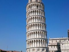 チャオ!イタリア!ピサの斜塔は今にも倒れそう⑤