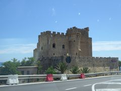 夏の優雅な南イタリア周遊旅行♪ Vol178(第10日) ☆Castelmezzano→Rossano:美しい城やイオニア海を眺めながらロッザーノへ♪