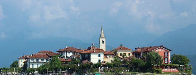 北イタリア 湖水地方とドロミテ街道 絶...