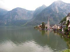 チロル・ドロミテ・ザルツカンマーグートの旅 10日間の旅⑮ハルシュタット湖での散策