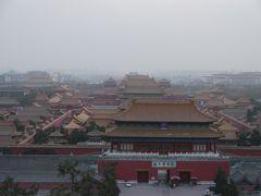 中国・北京「景山公園」