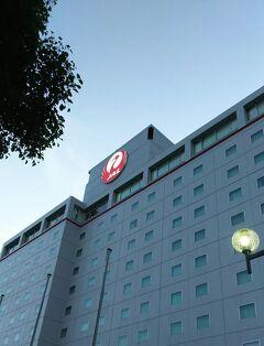 ホテル日航成田ステイ8月4日