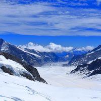 絶景の連続でした! スイス周遊の旅/3日目【グリンデルワルド~ユングフラウハイキング~ユングフラウヨッホ~グリンデルワルド】