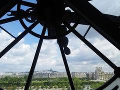 夏休み 3度目のパリは街歩きを満喫!