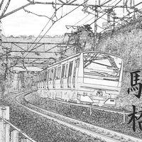 甲州道中、きらり  二十二、駒橋 ~ 大月