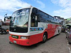 第44回海外放浪/東南アジア鉄旅紀行・その8.〔カンボジア〜ベトナム〕 メコンリムジンバスで国境を越える。