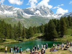 ◆ スイス右回り一周 10日間 2日目◆