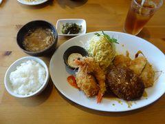 2016年8月 天使の海老フライを食べに洋食屋コートレットへ