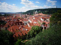 2016夏休み ポーランドとチェコの鉄道旅~プラハへ プラハ城やカレル橋