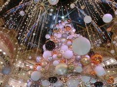 クリスマスマーケットの季節がやって来た、序でにパリにも寄っちゃおう!-6 キラキラ編&帰国です