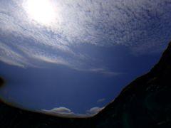 梅雨の晴れ間の沖縄(最終日も海遊び編)