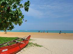 遺跡に聖地、果てはインド洋へと。スリランカまったり一人旅⑧(まさかの停電!ウナワトゥナ⇒ゴール⇒コロンボの最終回)