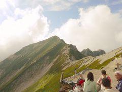 北アルプス  唐 松 岳 (2,695.9m)  (第1日目)
