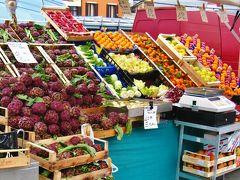 パドヴァの青空市場