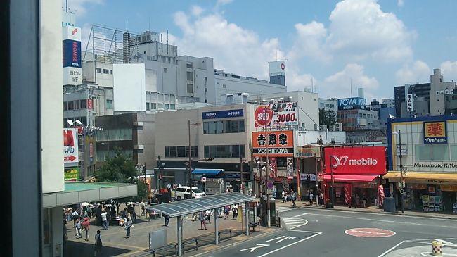 ご覧戴きましてありがとうございます。<br /> 2016年8月6日・8月7日の土日の2日間、青春18きっぷと新幹線を組み合わせて仙台七夕まつりと山形花笠まつりを観覧してきました。<br /> 期間中の主な行程は以下のとおりです。<br />◎8月6日 浜松駅→快速・普通を乗り継ぐ→大宮駅→12時46分発はやぶさ19号を利用→仙台駅→仙台七夕まつり観覧→仙台駅→仙山線で山形市内へ移動→山形花笠まつり観覧→山形市内(泊)<br />◎8月7日 山形駅→奥羽本線の普通列車利用→福島駅→9時16分発つばさ128号東京行きで郡山駅で移動→郡山駅→快速・普通列車を乗り継ぐ→藤沢駅→小田急江ノ島線利用→江ノ島付近散策→小田急江ノ島線→藤沢駅→快速・普通列車で移動→三島駅→新幹線→浜松駅<br /> そのうち今回は6日の行程のうち自宅の最寄駅である浜松駅から仙台七夕まつりの最寄駅である仙台駅までの道中の様子を紹介します。<br /> なお今回は仙台までの行路が中心の為、ほとんどが列車関係の写真になりますので、あらかじめご了承ください。<br /><br /><br />