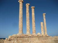 安全に旅できた頃のリビア&フィレンツェ、ピサ=2008年11月④(サブラタ)
