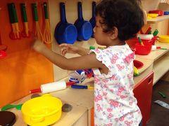 3歳児と楽しむ!ボーネルンド堺タカシマヤ店