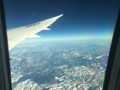 気ままにドイツ・スイス旅14日間の旅1日目