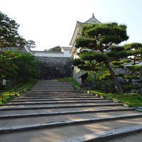 石垣が立派な日本百名城のひとつ二本松城址、岳温泉の強酸性の温泉を楽しむ!/福島・二本松