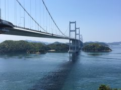 夏休みの旅ラン 三日目 しまなみ海道サイクリング