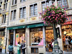 ブリュッセルの旅行記