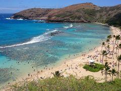 【2016夏休み】ハワイ3泊5日の旅 3日目 ダイアモンドヘッドとハナウマ湾編