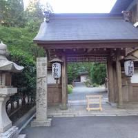 奈良燈花会と高野山
