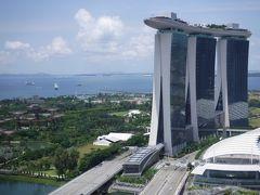 真夏のシンガポールへ!と意気込んで行ってみるも・・・�