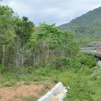 カンチャナブリへ鉄道の旅